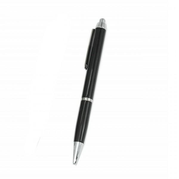 Diskrete Audiowanze und Diktiergerät im Kugelschreiber mit perfekter Tarnung