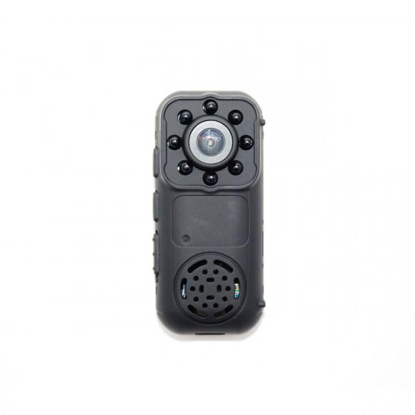 Kleine Full HD Minikamera mit Weitwinkel, Nachtsicht und Akku
