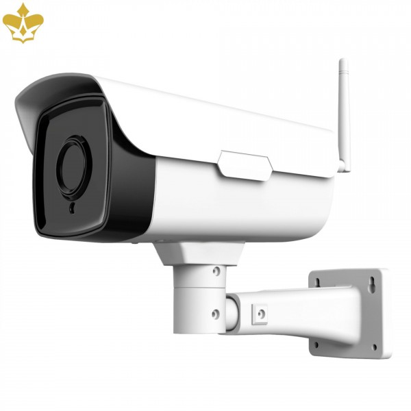 Wetterfeste WLAN-Überwachungskamera mit Sony Bildsensor, 1080p Auflösung und MicroSD-Slot