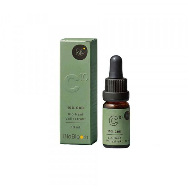 BioBloom – Natural TEN – Bio CBD Öl 10% 1.000 mg 10 ml