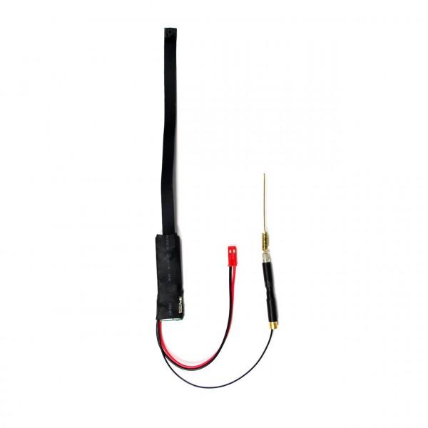 Mini Full HD IP Kamera mit Bewegungserkennung / Speicher auf MicroSD / Mini WLAN Überwachungskamera