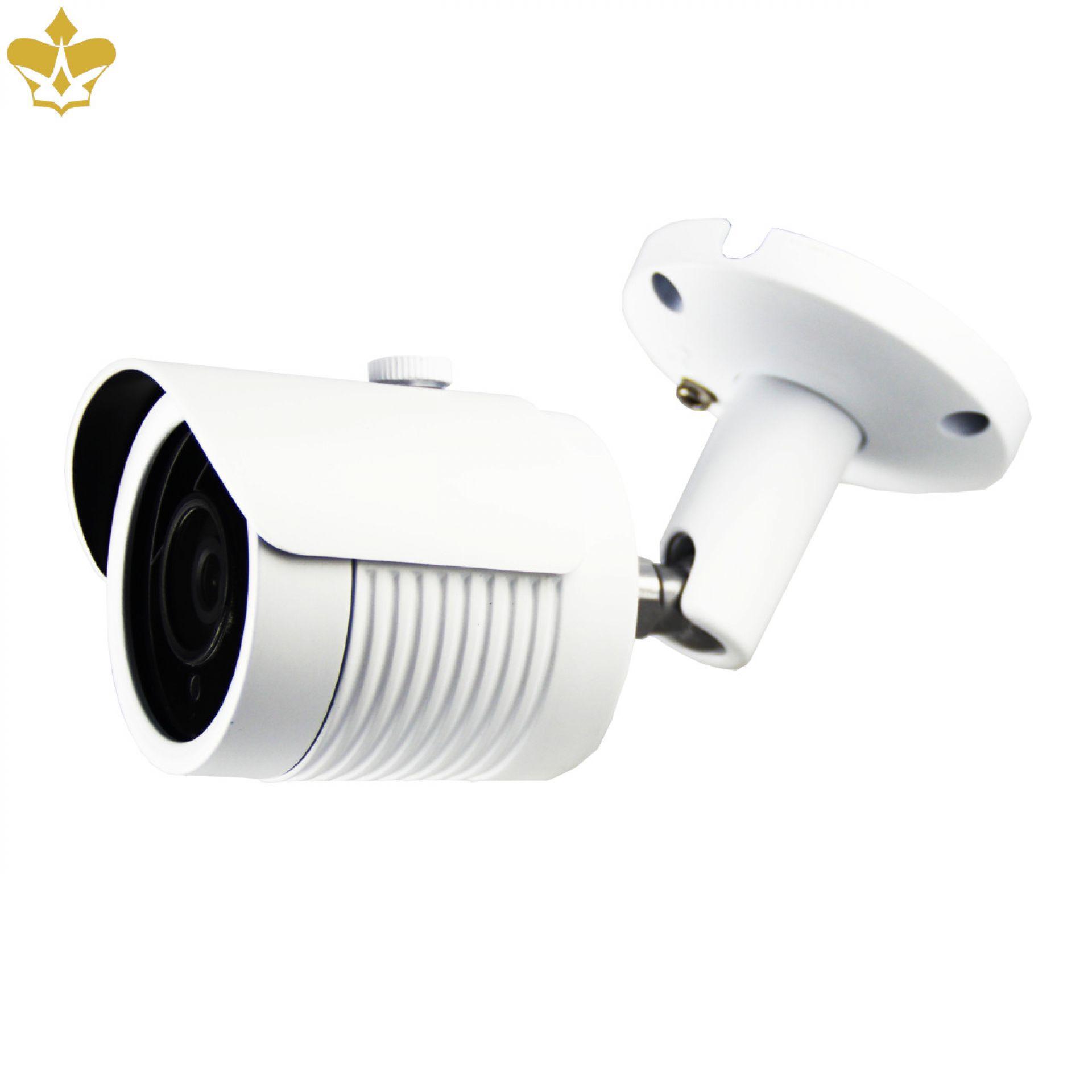 4MP Kamera mit 90° Weitwinkel