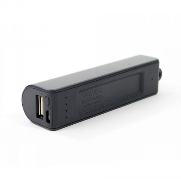 Powerbank Audiorecorder zur getarnten Audioüberwachung mit hoher Standby-Laufzeit
