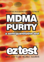 EZ Test Kit für MDMA-Reinheit, wurde entwickelt, um Reinheitsgrade auf MDMA zu identifizieren