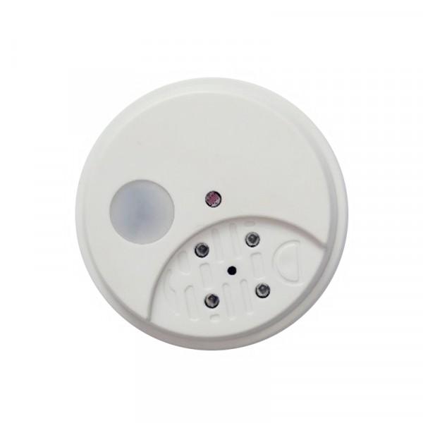 Full HD Überwachungskamera Rauchmelder zur Langzeitüberwachung mit Nachtsicht