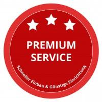1A Premium Service - Einrichtungs- und Einbauservice