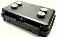 Wasserdichte Magnetbox Magnetic Stash Box Magnetic Stowaway Container  Geheimfach Secret Compartment