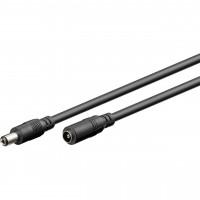 DC-Verlängerungskabel 2,1 mm zur Spannungsversorgung von IP Überwachungskameras