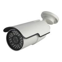 5 MP Überwachungskamera mit SONY-Bildsensor für hohe Bildqualität als wetterfeste IP-Außenkamera