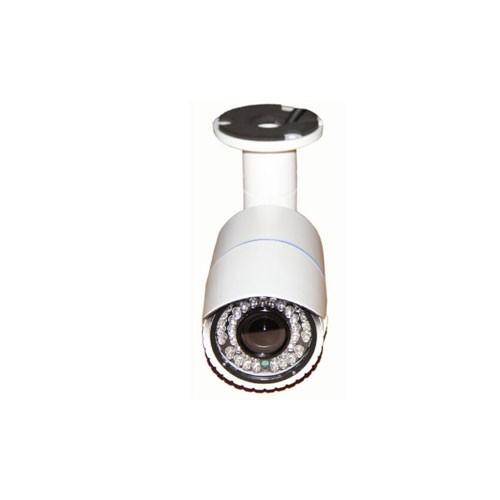 Wetterfeste Überwachungskamera als Infrarot-Netzwerkkamera mit Speicher auf MicroSD