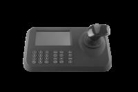 Keyboard PTZ Steuerung mit Display zur Ausrichtung von PTZ-Kameras mit Schwenken, Neigen, Zoomen