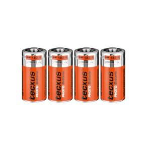 4 x CR123A-Batterien für GPS Tracker