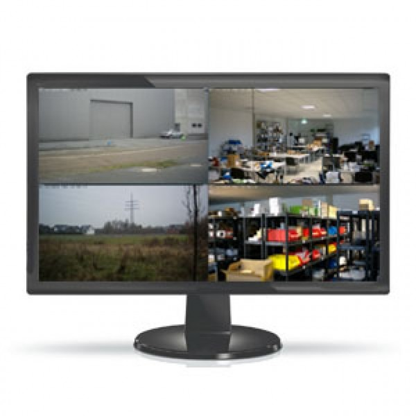 """21,5"""" Full HD HDMI Monitor zur Videoüberwachung für Netzwerkrekorder und Videoüberwachungsset"""