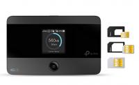 3G 4G Zusatzmodul für IP-Überwachungskameras für Fernzugriff ohne Festnetz-Internet per UMTS + LTE