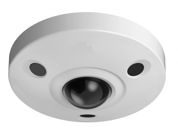 Dahua 12 MP 360°-Dome-IP-Überwachungskamera mit extrem hoher Videoauflösung zur Outdoor-Überwachung