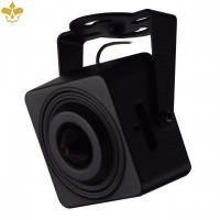Spionkamera als Überwachungskamera mit lichtempfindlichem Objektiv und Micro SD