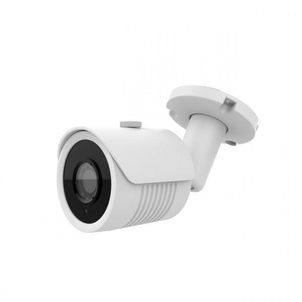 Wetterfeste 4K IP Überwachungskamera mit UHD und Nachtsicht für den Outdoor-Einsatz