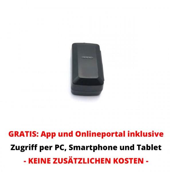 GPS Tracker GPRS Peilsender mit Magnet, Bewegungssensor, SMS und Zugriff per Internet
