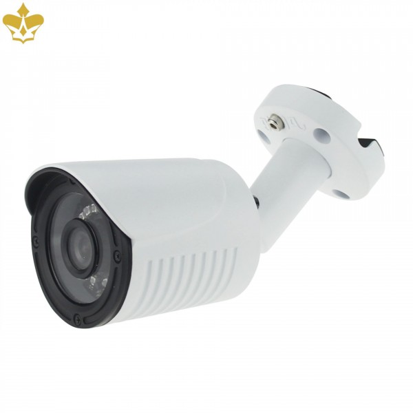 Full HD Überwachungskamera mit Weitwinkel und Nachtsicht zu wetterfesten Außenüberwachung