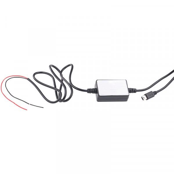KFZ Dauerstrom Adapter mit Mini USB Stecker
