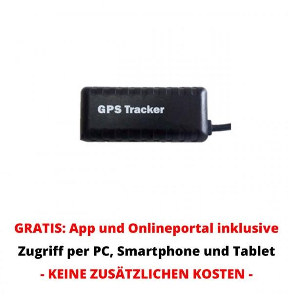 Mini GPS Tracker für Auto, LKW, Motorrad als Peilsender zur Standortüberwachung in Echtzeit