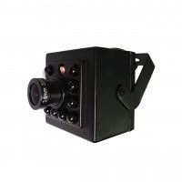 Mini WLAN Überwachungskamera mit Nachtsicht, hoher Auflösung und Fernzugriff