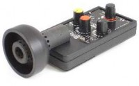 Professionelles Richtmikrofon Parabolmikrofon mit 3 Band Equalizer