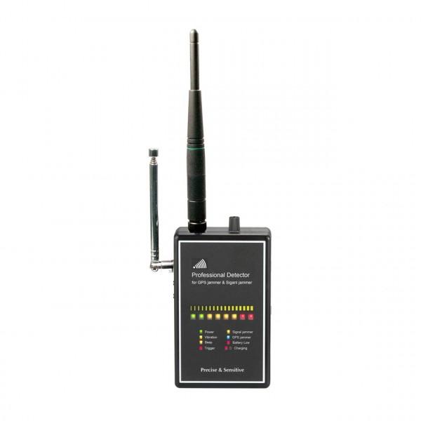 Jammer Detector für GPS- und Smartphone-Störgeräte - Jammer- und Störsender-Finder