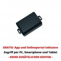 Batteriebetriebener GPS Tracker mit enorm hoher Standby-Laufzeit als Outdoor GPS GSM Sender