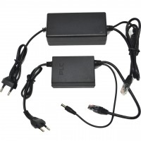 Powerline-Set zur Videoüberwachung von bis zu 7 IP-Kameras per Steckdose