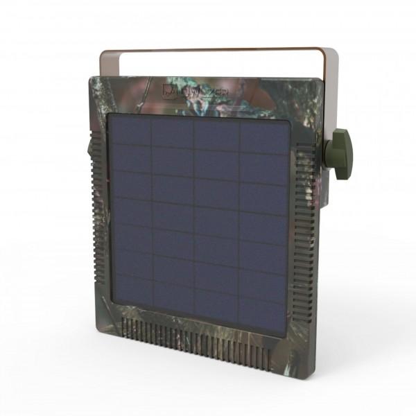 Solar Panel für Outdoor Überwachungskamera / Hochauflösende LTE Wildkamera