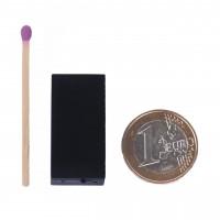 Ultra kleiner Audiorecorder als Mini Abhör-Wanze mit hoher Akkulaufzeit und Audioqualität