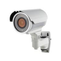 4 MP Outdoor Überwachungskamera mit bis zu 90 Meter Nachtsicht als Außen-IP-Kamera mit Zoom