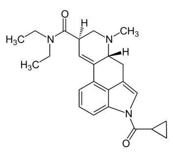 1cP-LSD (legales LSD-Derivat) 100 µg Blotter Pappen Tabs für Forschungszwecke Forensik