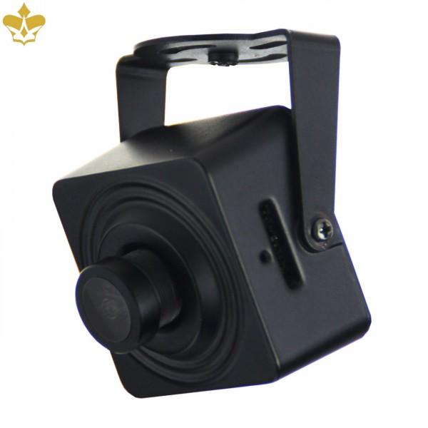 Mini WLAN Überwachungskamera mit MicroSD und gutem Videobild auch bei wenig Licht