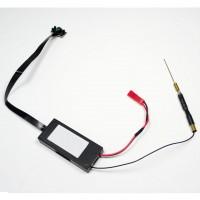 IR Nachtsicht HD Mini WLAN-Kamera als kleine WIFI Minikamera mit Bewegungserkennung und MicroSD