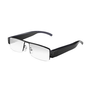 Kamerabrille mit Akku
