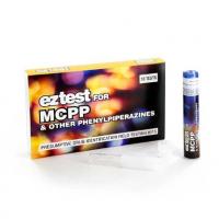 """EZ Test Kit für MCPP,  um neuere """"Herbal High"""" oder """"Forschungschemikalien"""" zu identifizieren"""