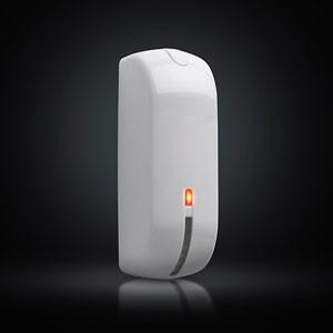 Mini Vorhang-Bewegungsmelder mit PIR-Sensor u.a. für Fenster und Türen als Zubehör für IP Kameras