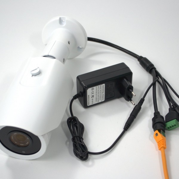 Netzteil für Überwachungskameras als IP Kamera Netzteil